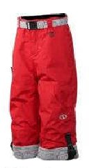 Snowpant Red