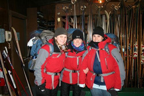 Katrina, Jessica, Krista